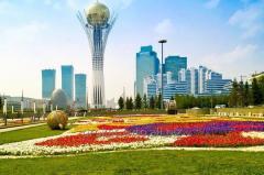 Sightseeing tour Astana!