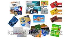 Production of discount cards Code: 17.3
