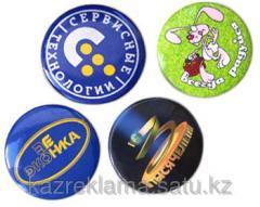 Suveniry badges, awards Code: 14.7