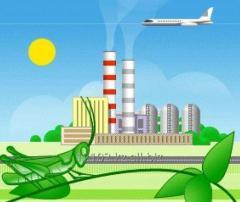 Разработка идентификации предприятий в сельском