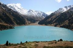 Отдых по Казахстану