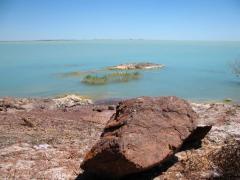 Отдых на озере Балхаш