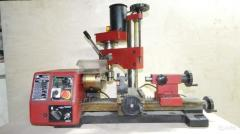 Repair of lathes