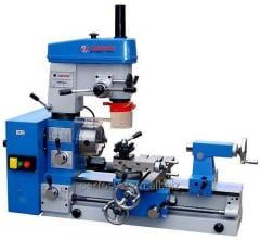 Services in repair of lathes