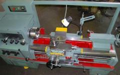 Repair of milling machines