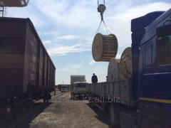 Delivery of freight from Kazakstan in the CIS