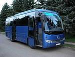 Услуги рейсовых автобусов