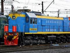 Rent of a shunting locomotive of TEM of 18 DM of