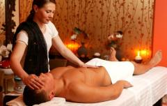 Massage improving for men (relax). Astana