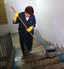 Уборка подъездов многоэтажных домов