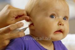 Ear toilet one ear