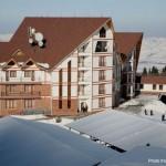 Зимний отдых высокогорный курорт Ак-Булак