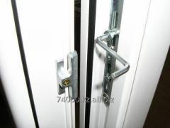 Adjustment of a shutter of a window, door