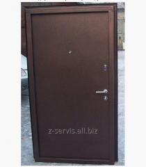 Service production of doors metal