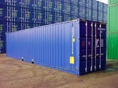 Оценка выполненного ремонта контейнеров  и