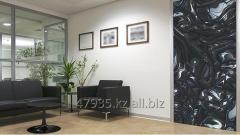 Photo printing on office door