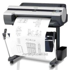 Listing of drawings. Honor the printing of