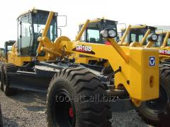 Rent of the grader XCMG 180