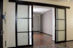 Installation of doors