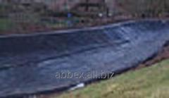 Waterproofings of reservoirs and tanks for PVC