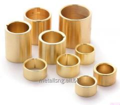 Production of brass plugs