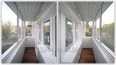 Balconies qualitatively