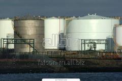 Rental of oil tanks