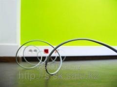 Прокладка оптического кабеля внутри помещений