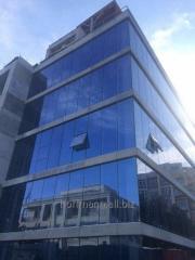 Installation of aluminum windows