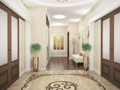 Repair reconstruction of apartments, offices,