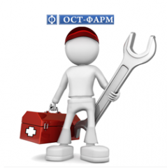 Service and repair of the medical equipmen