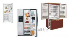 Services of repairing of household refrigerators