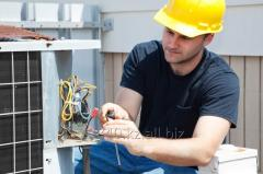 Dismantling of refrigeration equipment