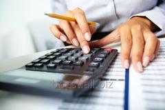 Preparation of accounting records