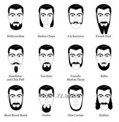 Пересадка бороды, усов