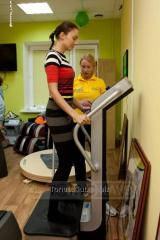 Services fitness of clubs