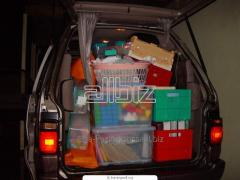 Багажные перевозки по Казахстану и Алматы