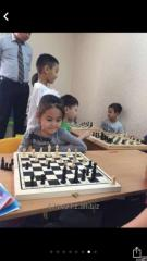 School of chess, chess in Astana