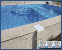Services on construction of swimming pools