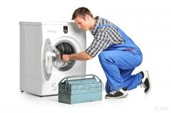 Services of repairing of washing machines at home
