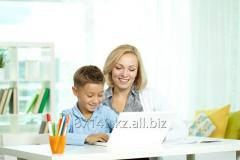 The tutor for school students