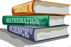 The tutor in all school objects, Services of
