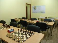 Chess, section of chess