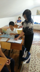 Day-care center in Astana