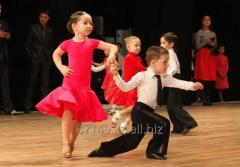 Dancing lessons for children and adult