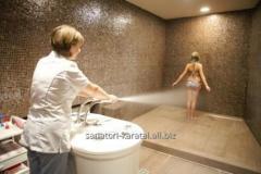 Healing showers
