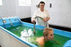 Hydrotherapy procedures