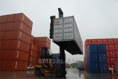 International transportation of groupage cargoes