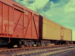 ЖД перевозки из Казахстана