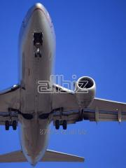 Airfreight from Kazakhstan